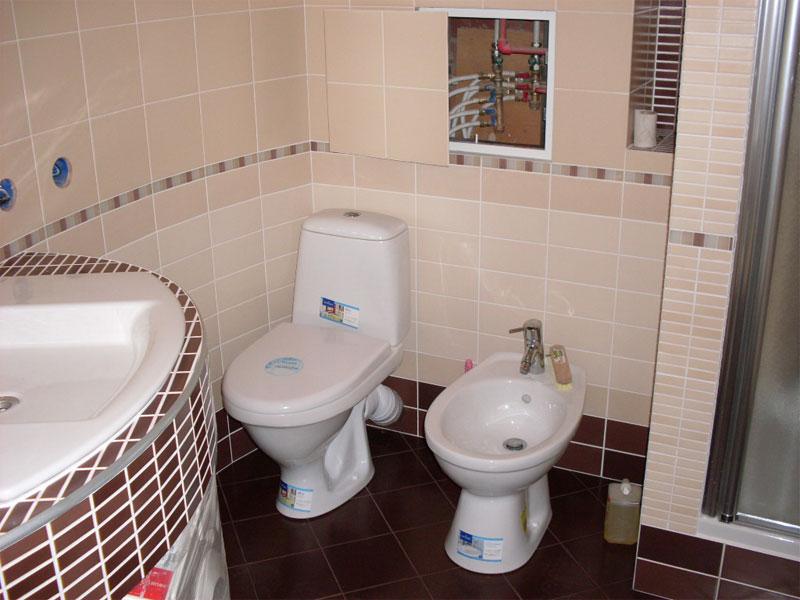 Ремонт квартир коттеджей фото ванная