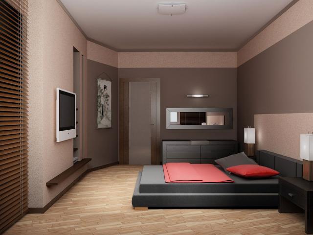 Ремонт спальной комнаты своими руками фото