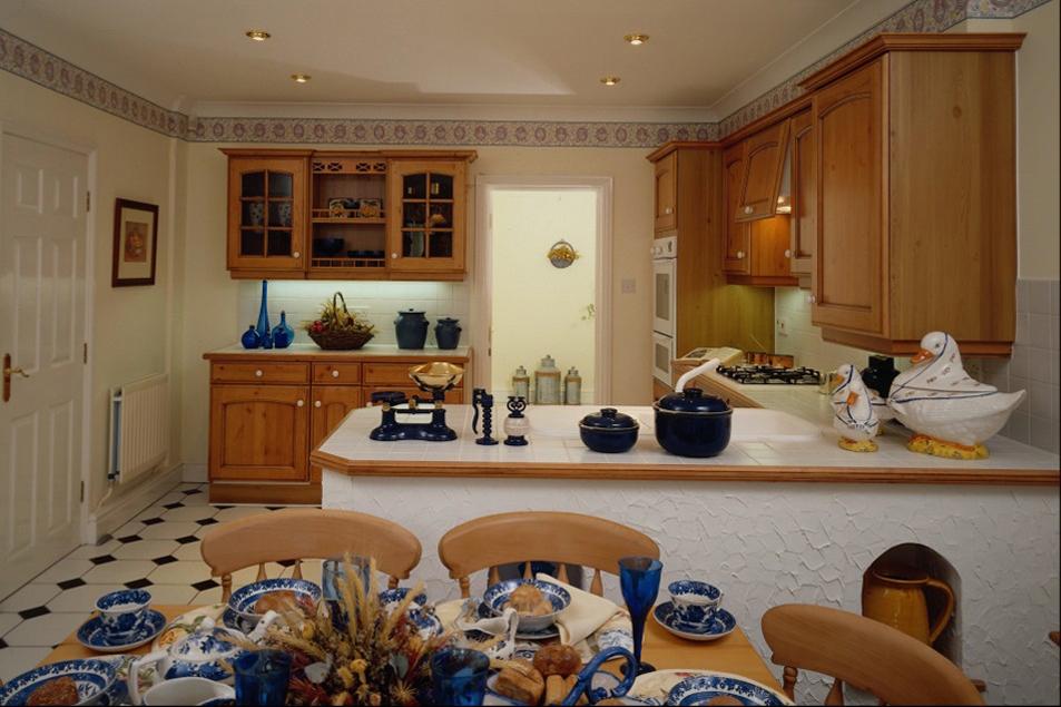 Интерьер кухни фото своими руками
